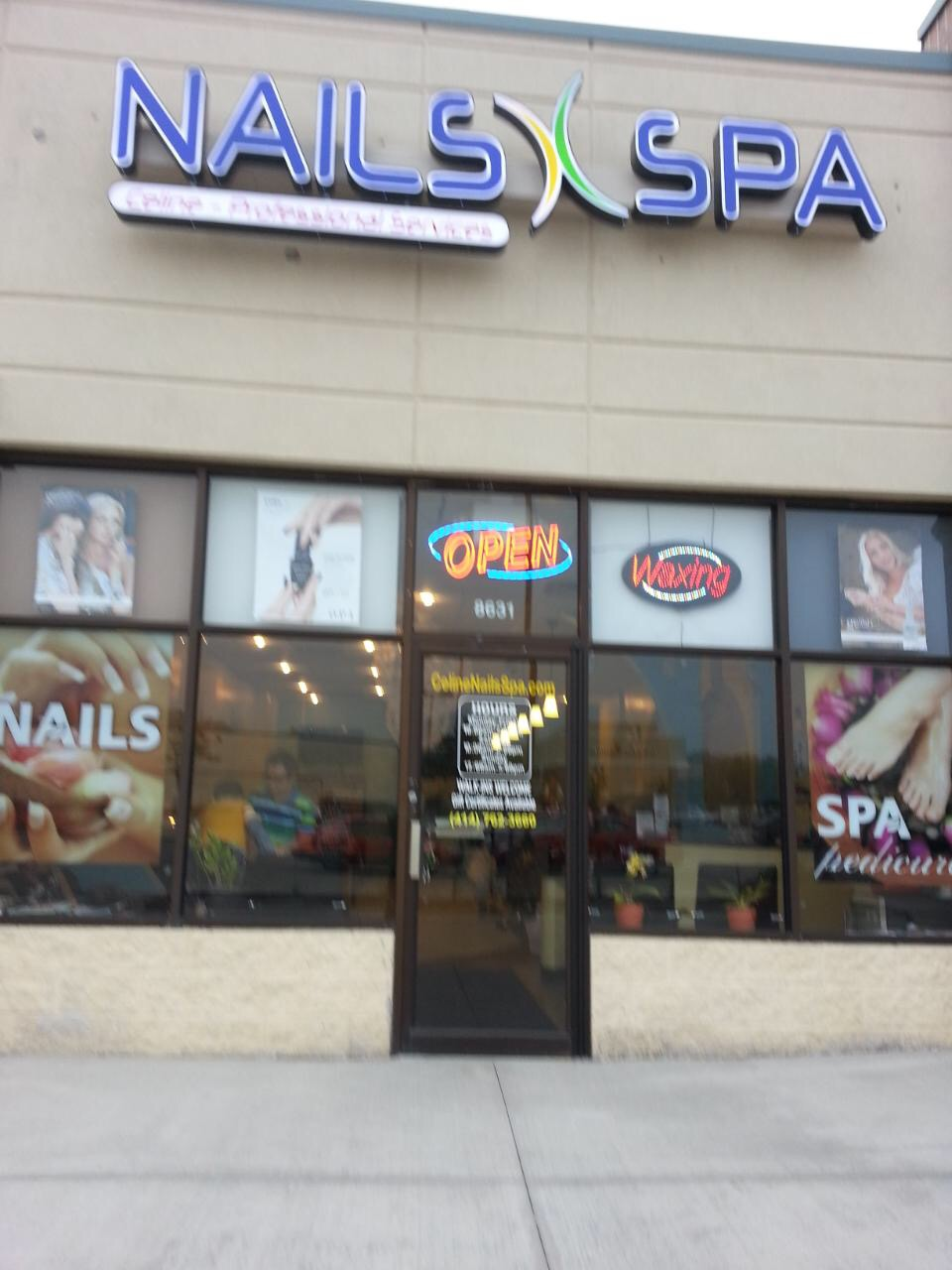 Vivian Nails Spa, 8631 South Howell Avenue, Oak Creek, Reviews and ...