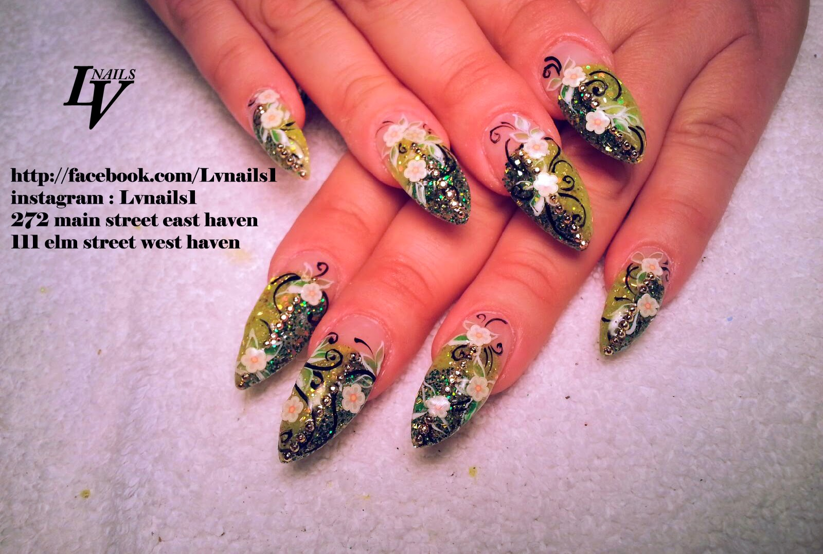 LV Nails, 111 Elm Street, West Haven, Reviews and Appointments ...
