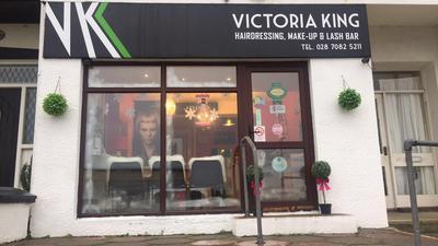 Victoria King Hairdressing Makeup & Lash Bar, 83 Eglinton Street