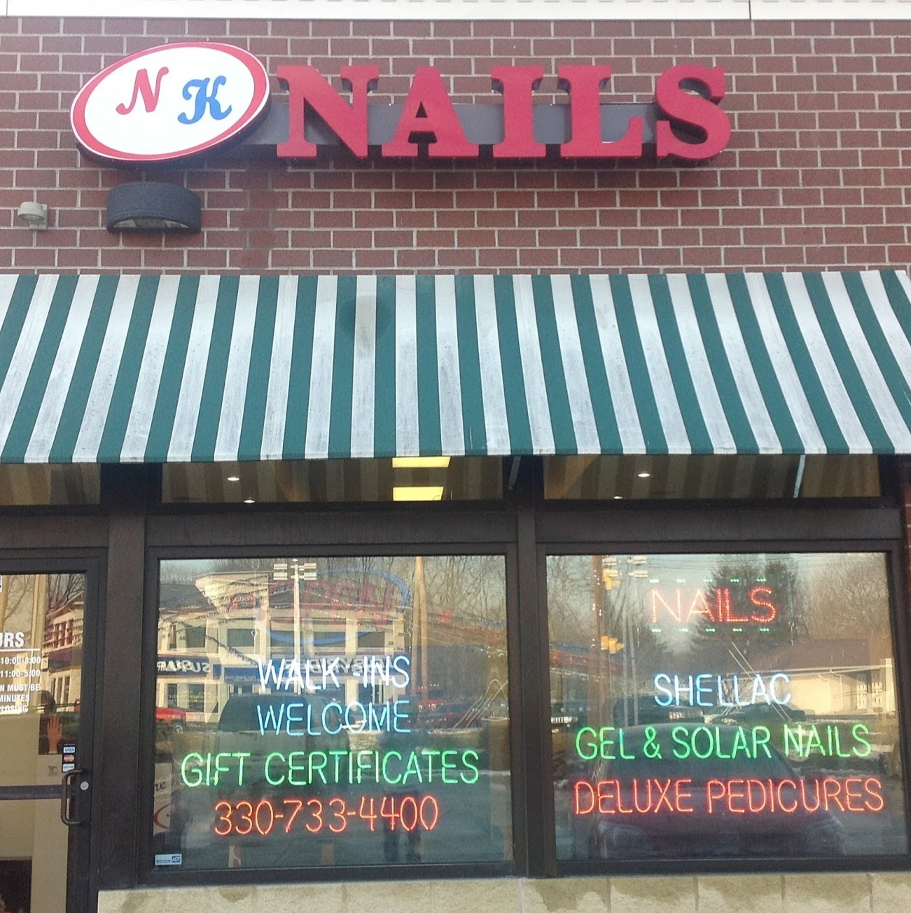 NK Nails, 764 Canton Road, Akron, Reviews and Appointments - NailsNow