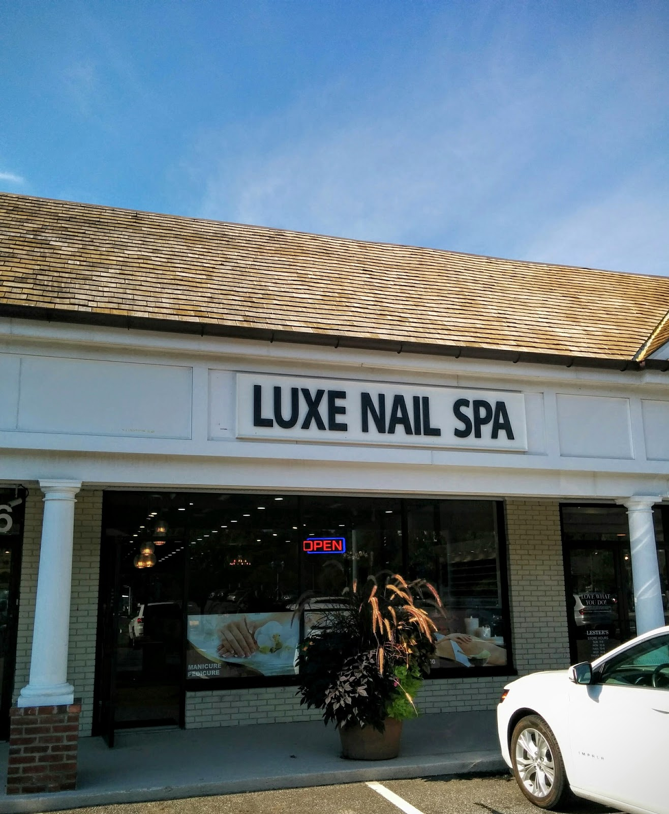Luxe Nail & Spa, 606 Post Road East, Westport, Reviews and ...