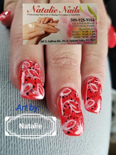Natalie Nails, 509 North Sullivan Road, Spokane Valley ...