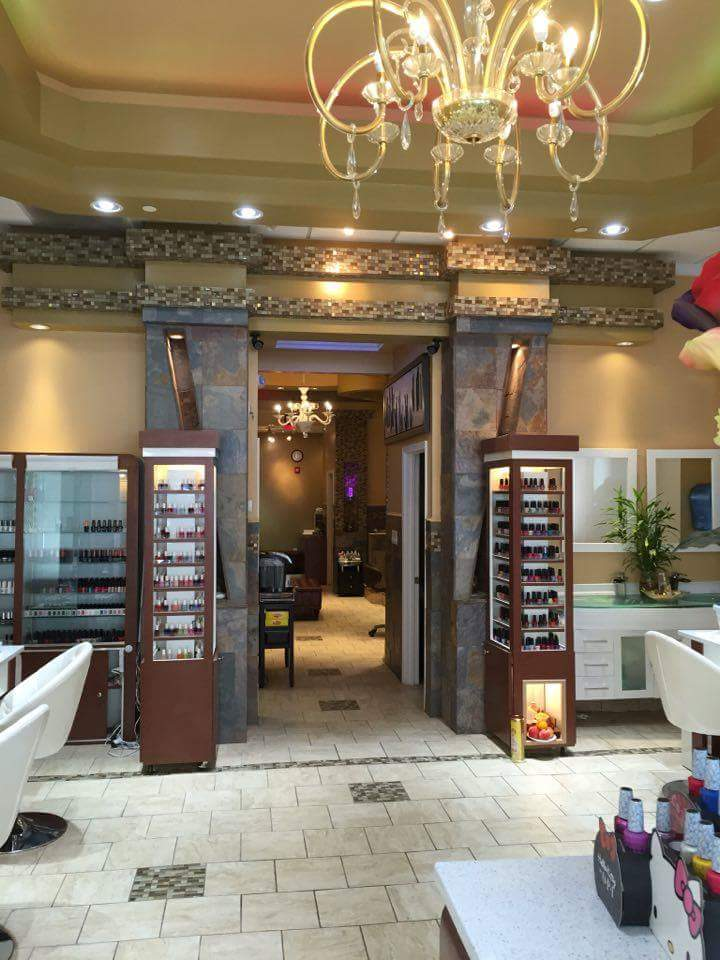 Instyle Nails Spa, 43801 Central Station Drive, Ashburn, Reviews and ...