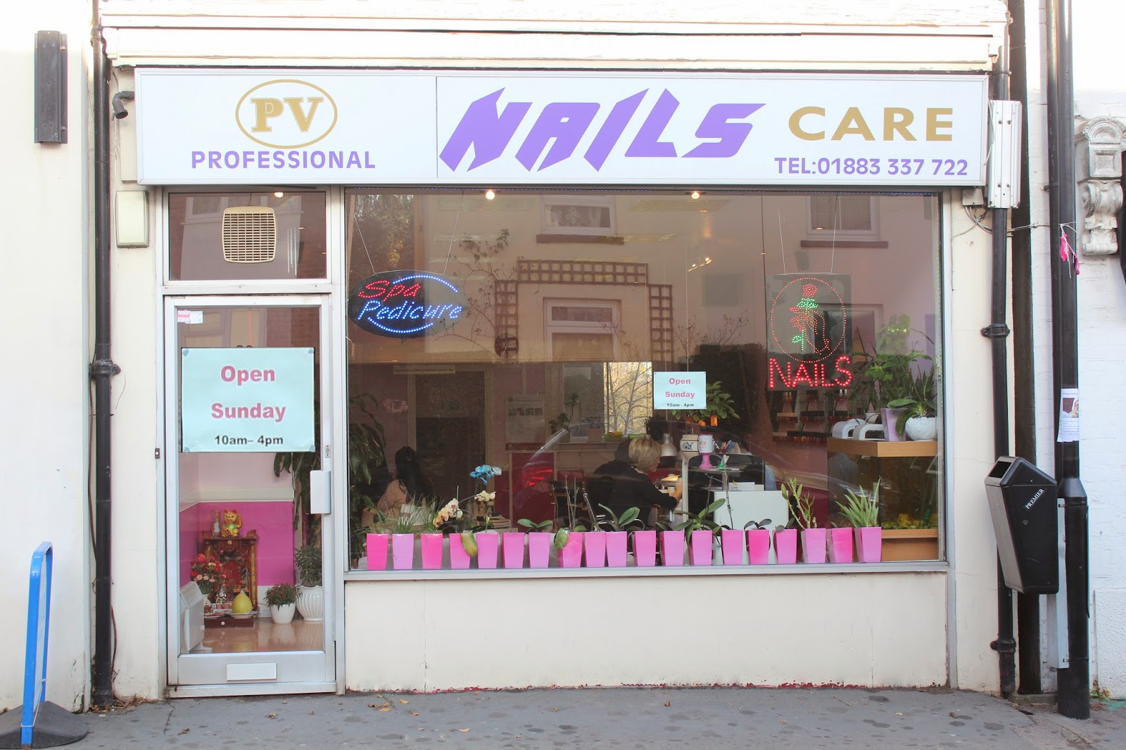 P V Nailcare, 8 Westway, Caterham, Reviews and Appointments ...