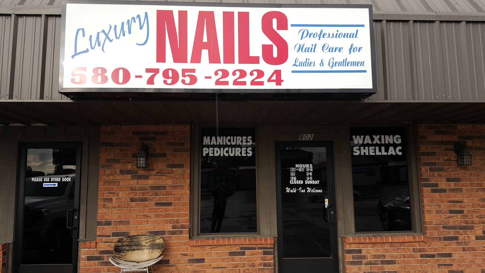 Luxury Nails, 802 North 1st Street, Madill, Reviews and Appointments ...