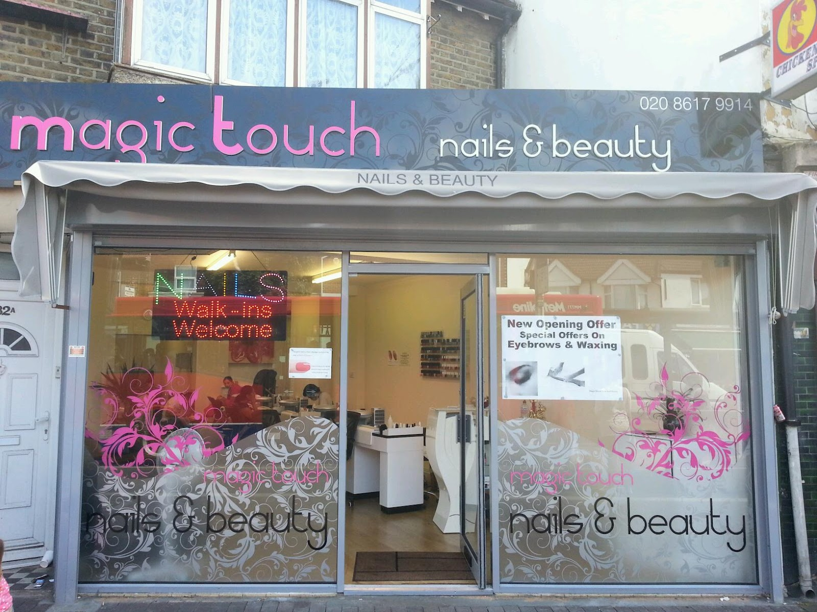 Magic Touch Nails & Beauty, 32 Coldharbour Ln, Hayes, Reviews and ...