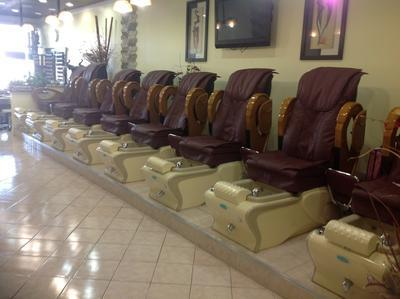 Bellagio Nails, 8278 Sancus Boulevard, Westerville, Reviews and ...