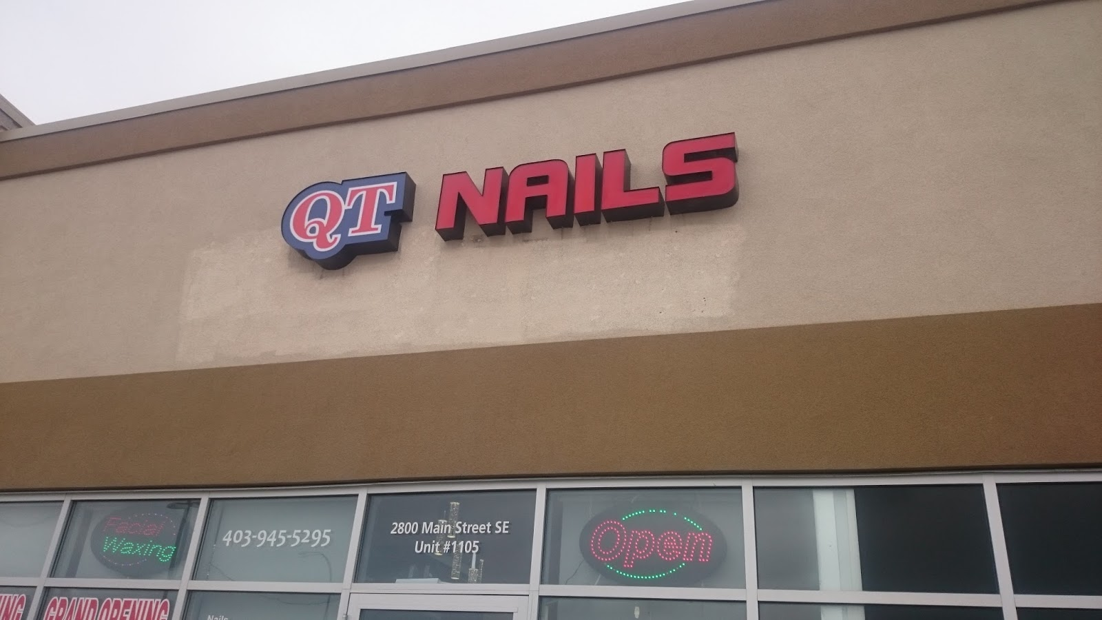 QT Nails, 1105 - 2800 Main ST SE, Airdrie, Reviews and Appointments ...