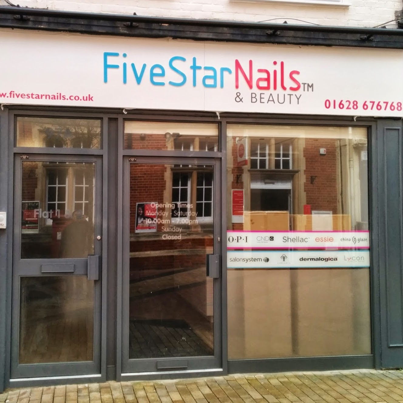 Five Star Nails, 97 High Street, Maidenhead, Reviews and ...