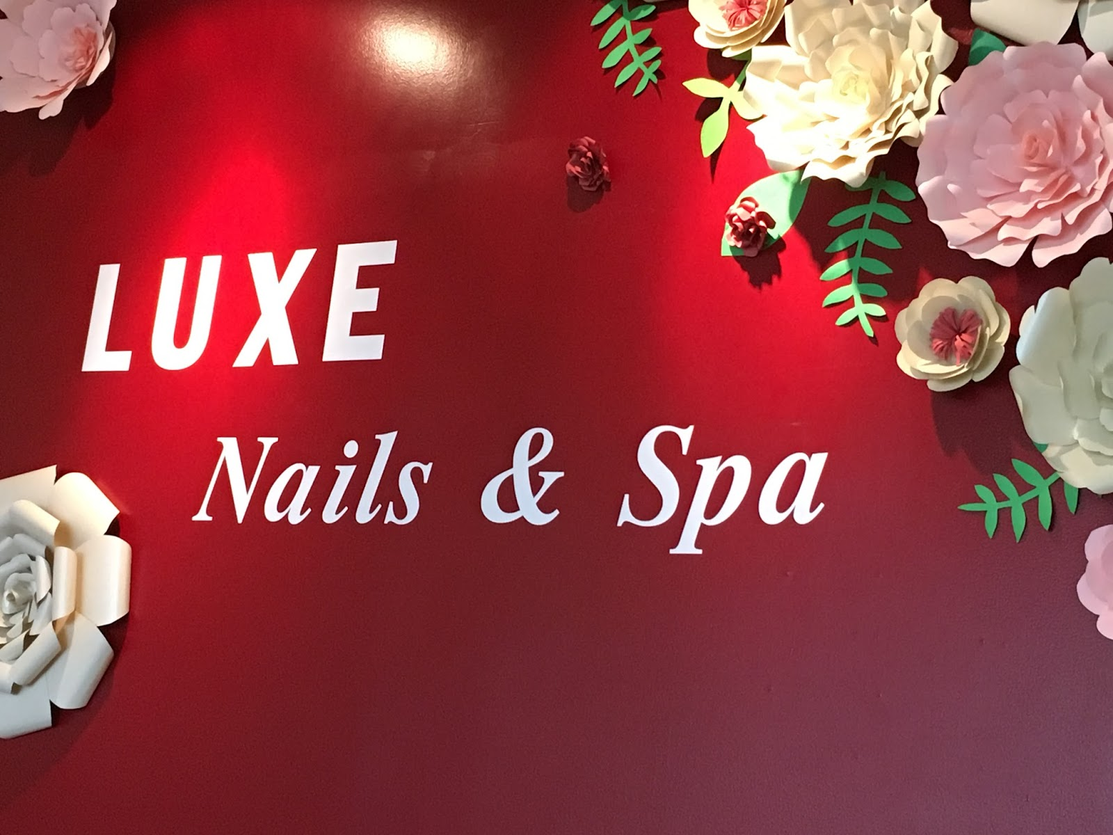 Luxe Nails and Spa, 3989 Mexico Road, Saint Peters, Reviews and ...