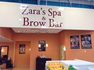 Zara Spa & Brow Bar, 2108 North Frazier Street, Conroe