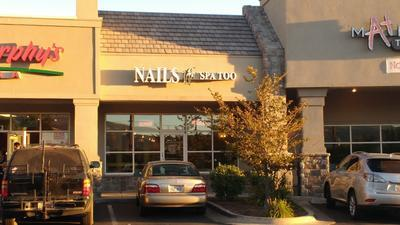 Nails & Spa Too, 5435 West 11000 North