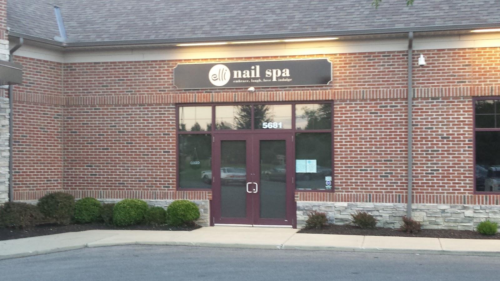 ELLI Nail Spa - Dublin, 5681 Woerner Temple Road, Dublin, Reviews ...