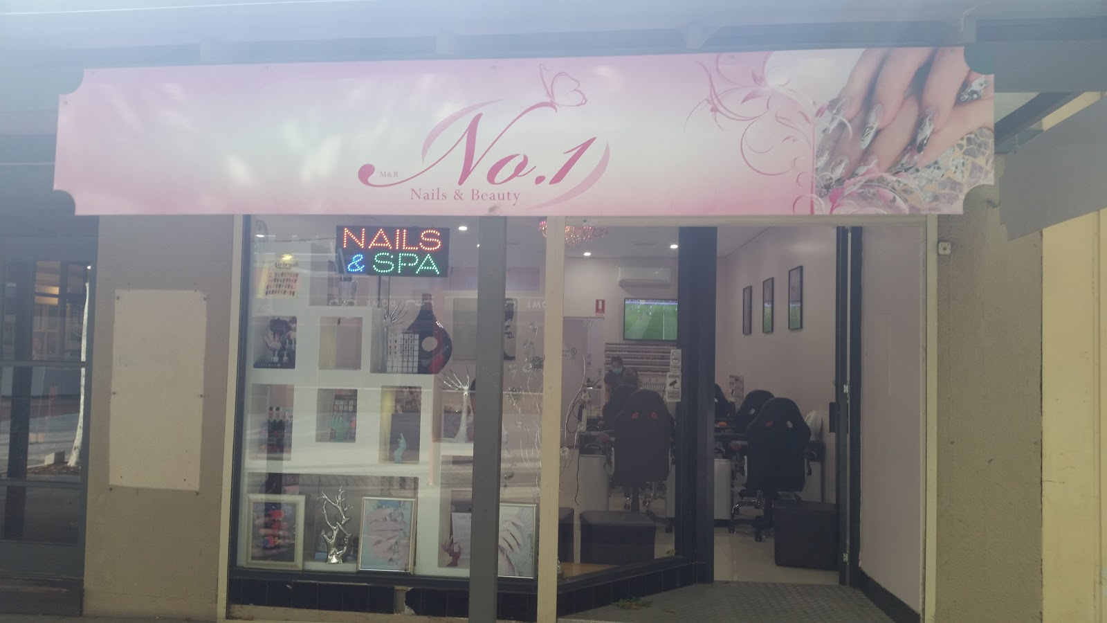 No 1 Nails, 205 Jull Street, Armadale, Reviews and Appointments ...